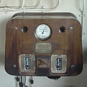 Watertight door control equipment